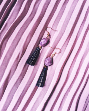Marceline Tassel Earrings