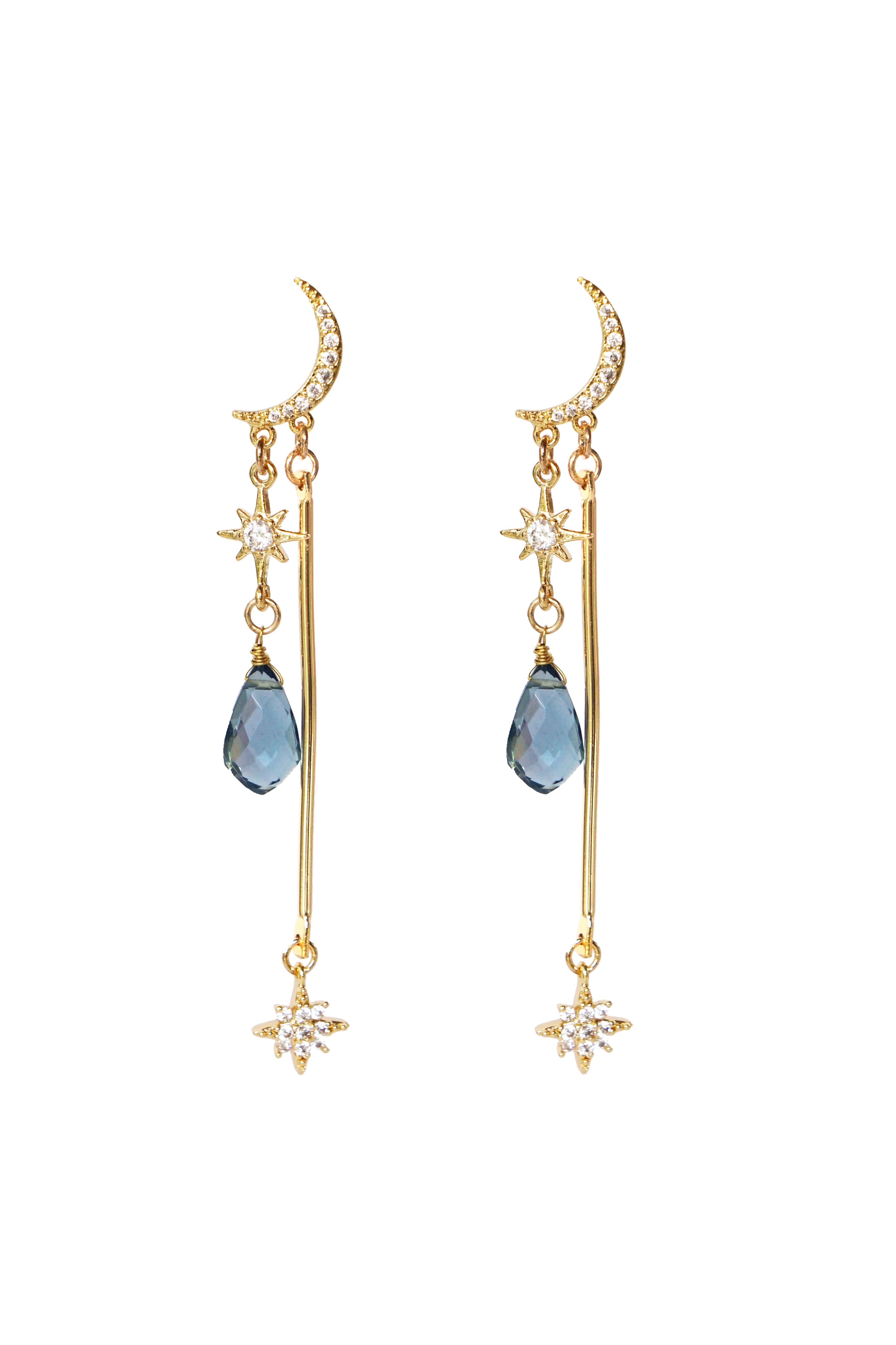 Magic In The Moonlight Earrings (Backorder)