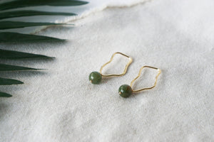 Olive Earrings (Matching)