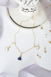 Starlight Multi-Way Necklace (Customisable) - Lapis Lazuli (Preorder)