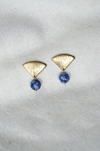 Kai Earrings - Sodalite