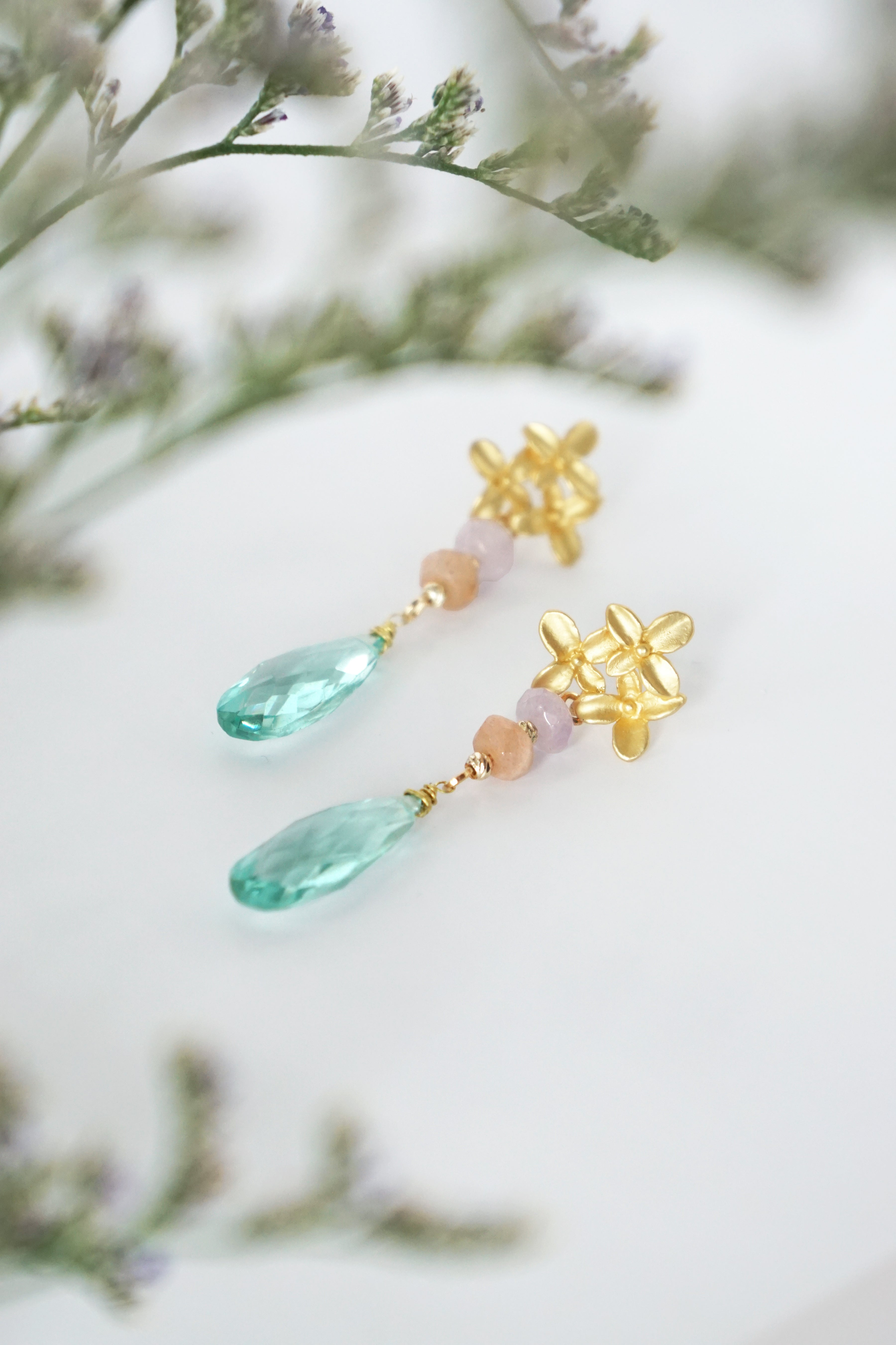 Meadow Earrings (Version 1)