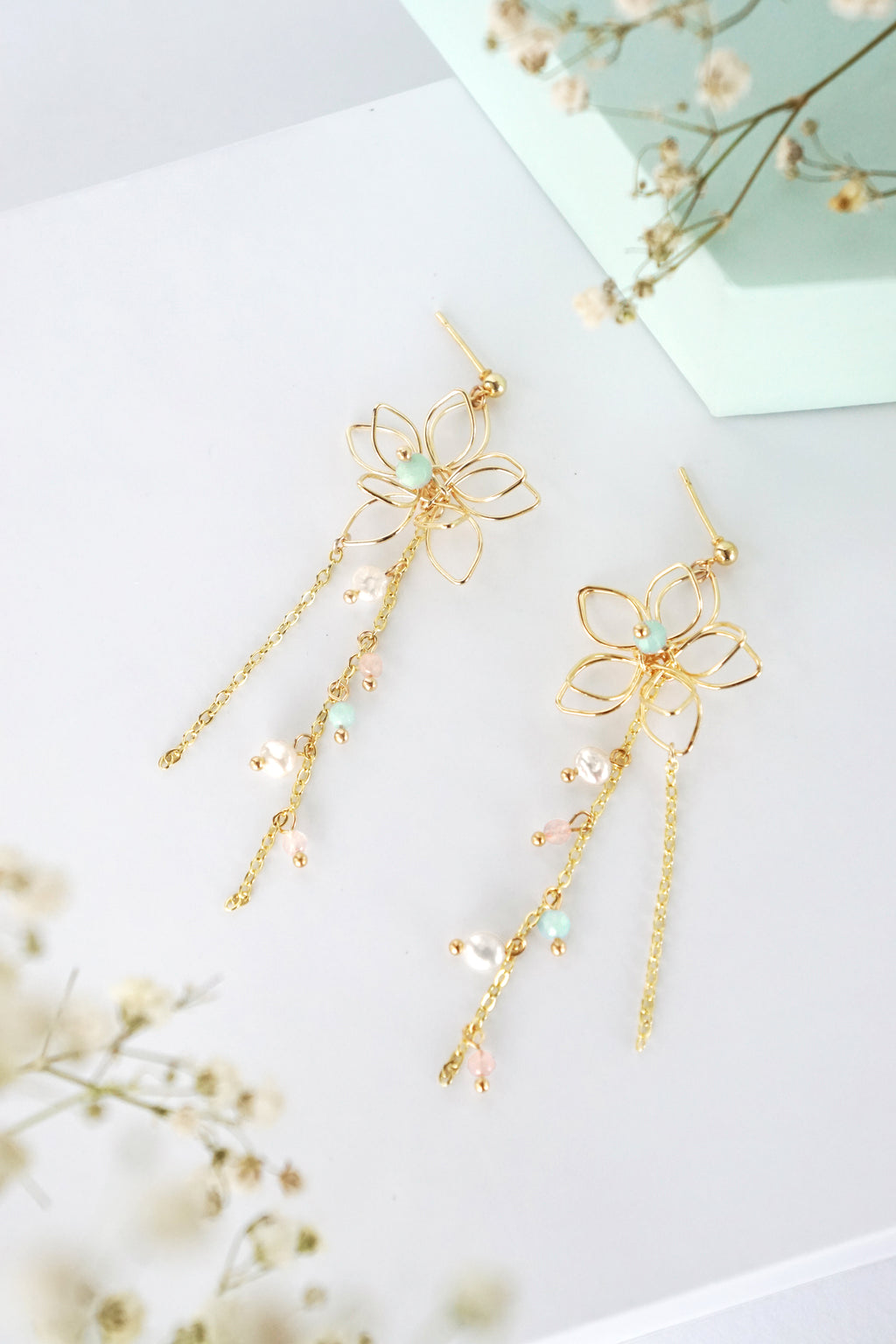 Fleurette Earrings