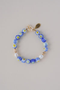 Cornflower Fields Bracelet