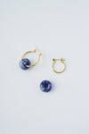 Bagel Charms - Sodalite