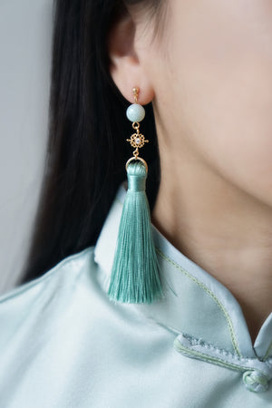 Mori Earrings