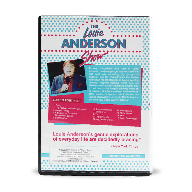 The Louie Anderson Show (30th Anniversary Edition--Digitally Remastered)