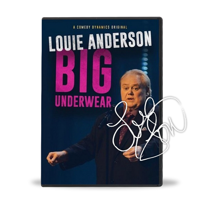 *Signed Copy* Big Underwear