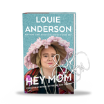 *Signed Copy* Hey Mom Book (Hardcover Edition)