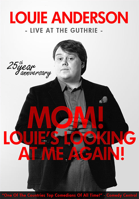 *Signed Copy* Mom! Louie's Looking at Me Again! (25th Anniversary Edition)
