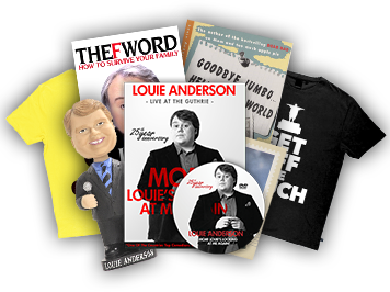 THE LOUIE ANDERSON STORE