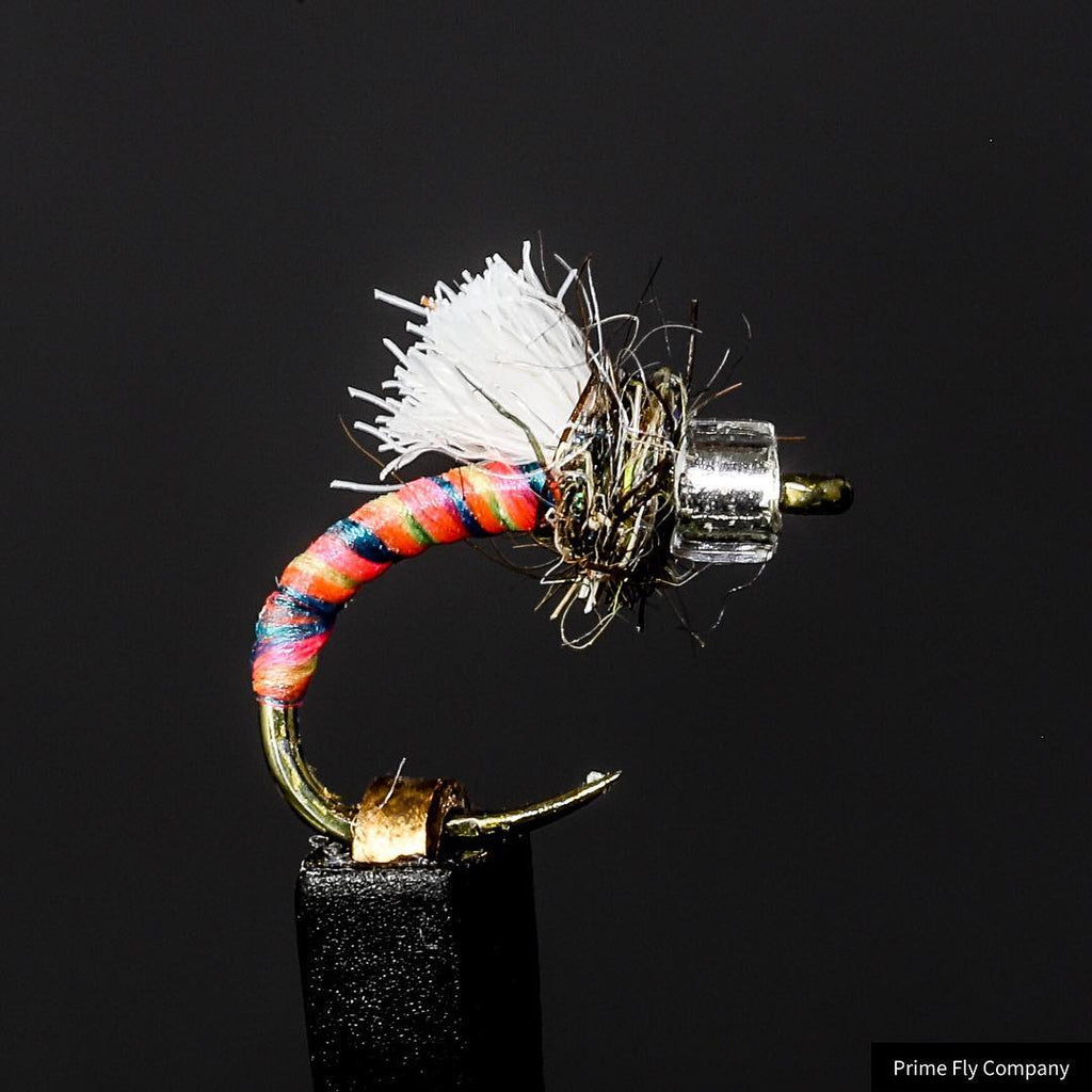 2019 365 Fly Tying Challenge Day 7: Hippie Chick Midge