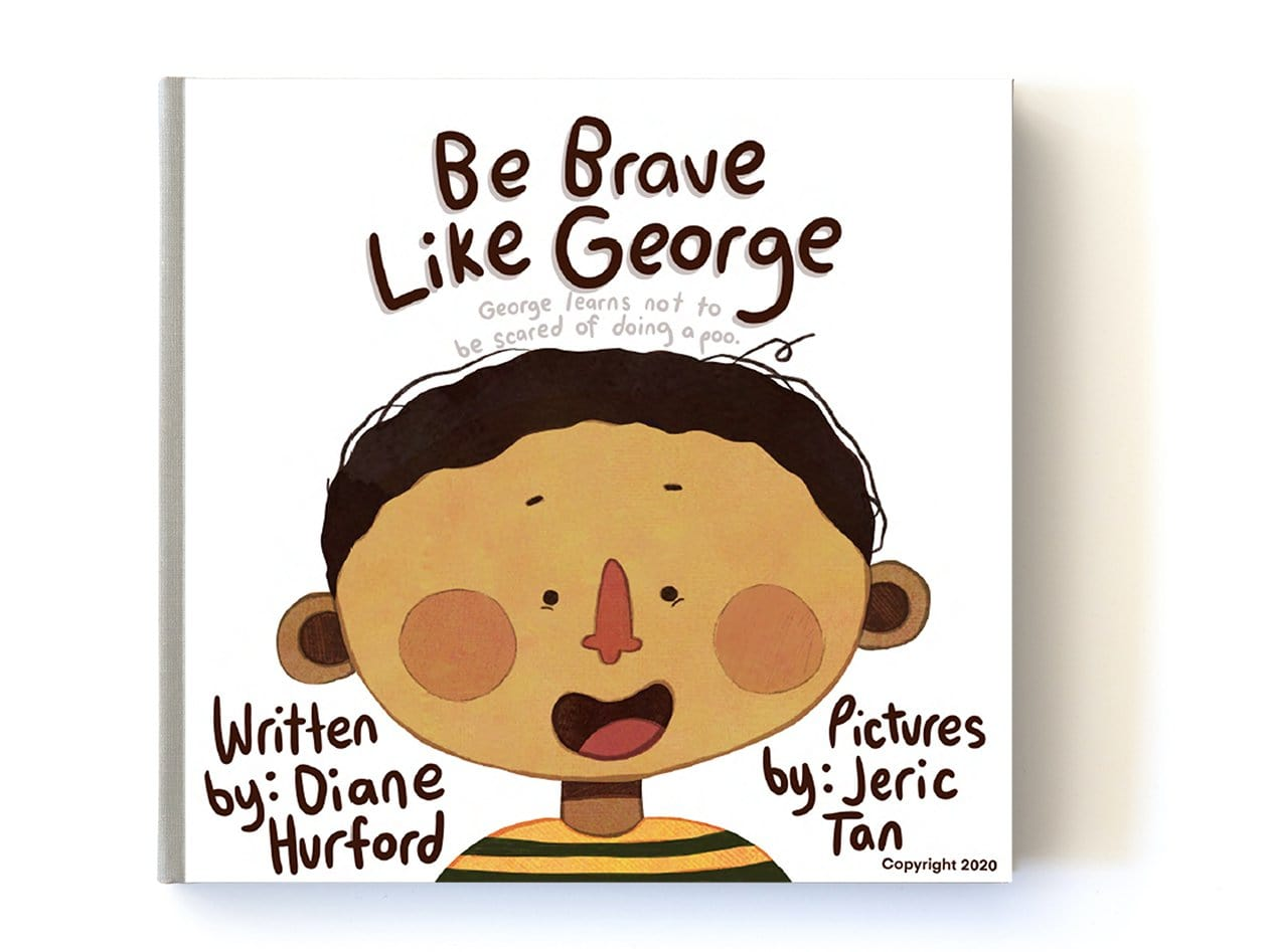 Potty Book - Be Brave Like George