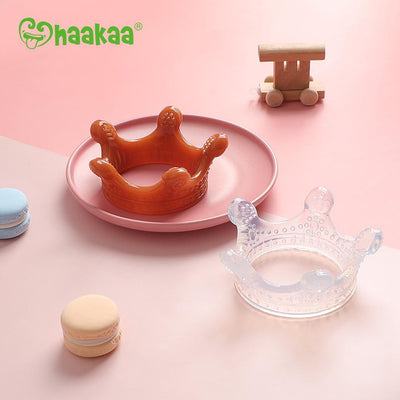 Haakaa Silicone Crown Teether