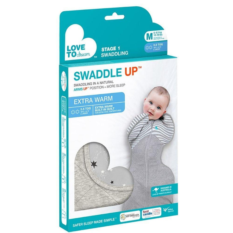 Love to Dream Swaddle Up Extra Warm 3.5 TOG