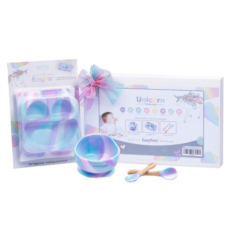 Gift Boxed Unicorn Feeding Collection