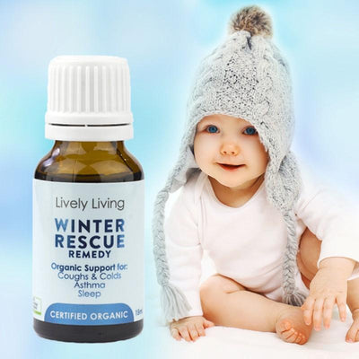 Winter Rescue Remedy Organic 15ml