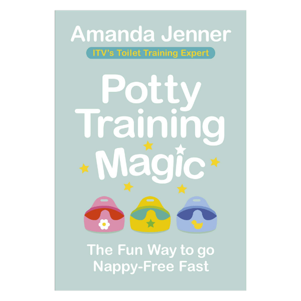 Potty Training Magic by Amanda Jenner