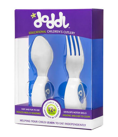 Doddl Fork and Spoon Set