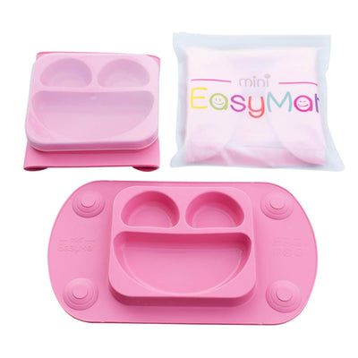 Easymat Travel Suction Plate