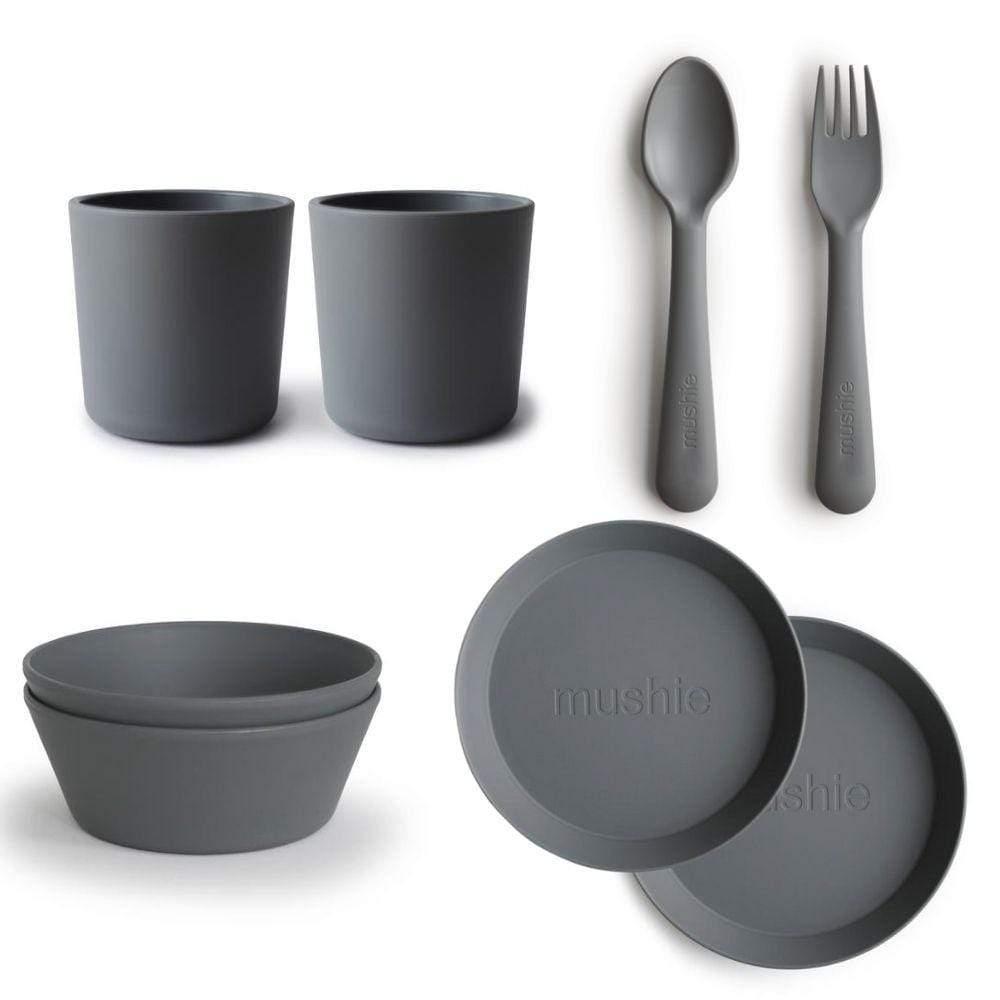 Mushie Dinnerware Package