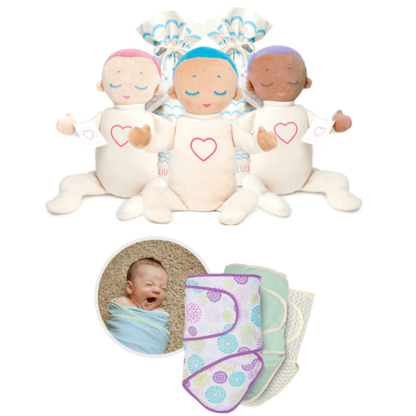 Sleep Package! Lulla Doll & Miracle Blanket