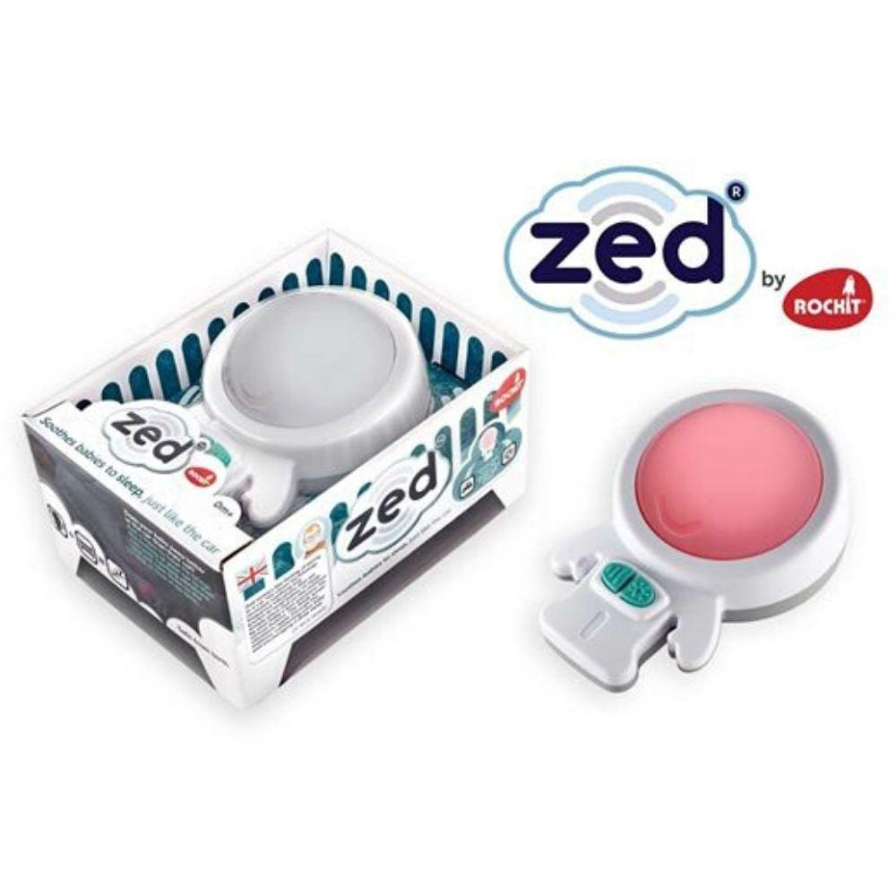 Zed The Vibration Sleep Soother and Nightlight