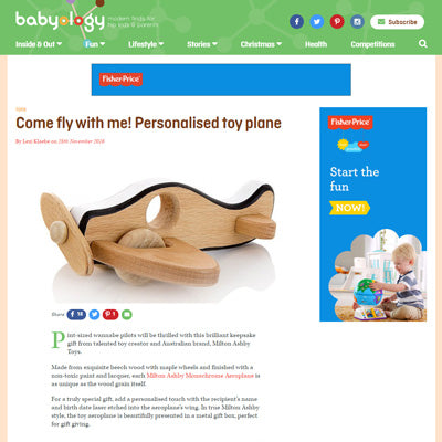 Babyology article November 2016