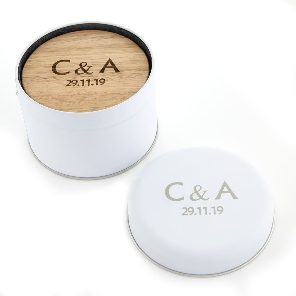 Coaster packaging