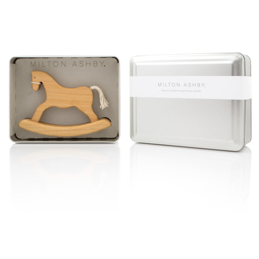 Rocking horse packaging