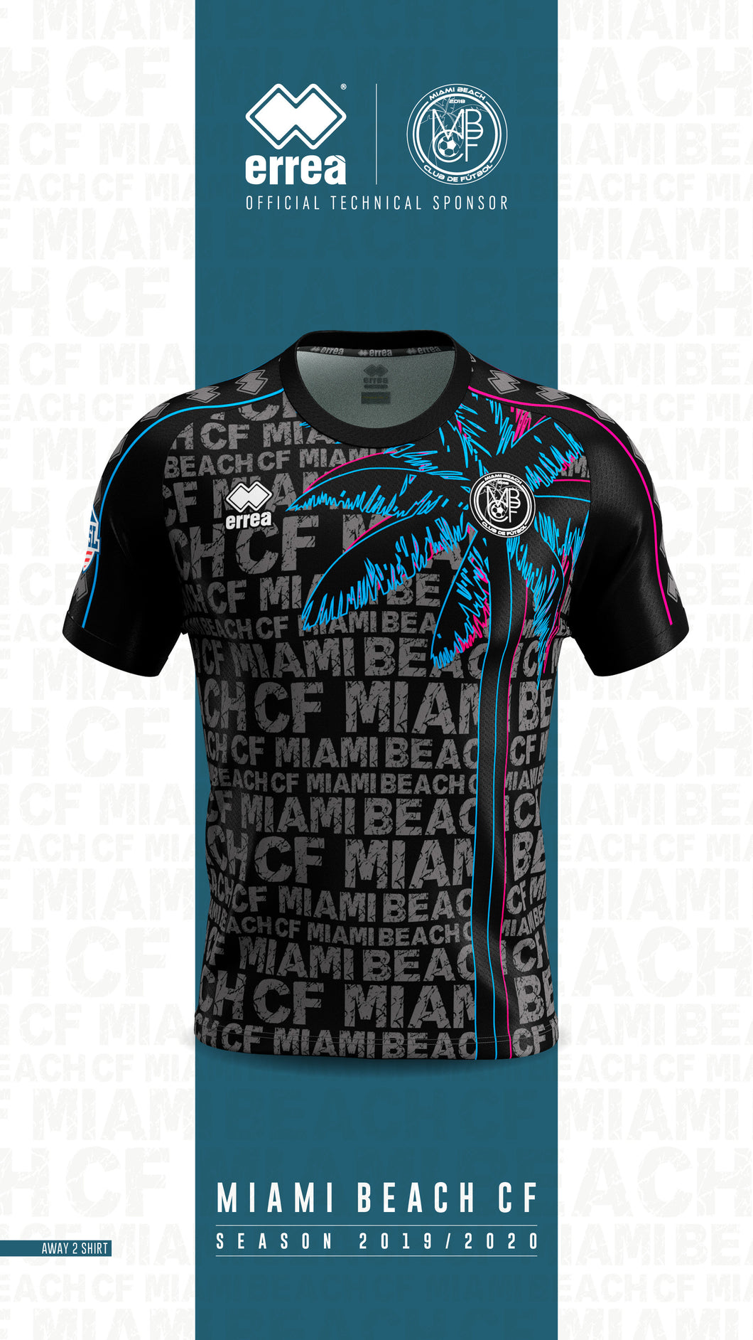 MBCF Official Jersey (Black)