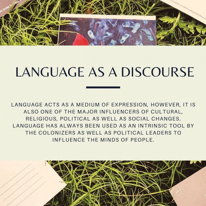 Language as a Discourse Urdu Bazaar