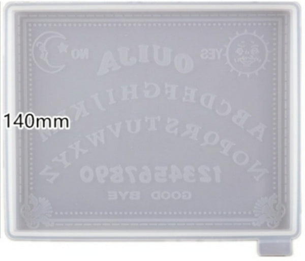 Ouija Board and Panchette Mold Set
