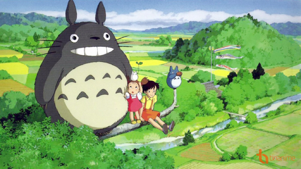 3 the facts behind the movie : My Neighbor Totoro