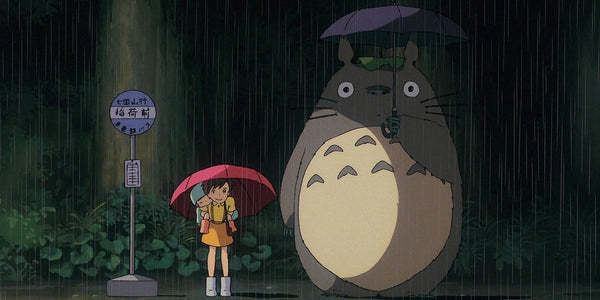 Top 5 Must See Studio Ghibli Movies - My Neighbor Totoro 1988