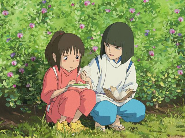 "Spirited Away: Go to the ""Soul Land"" to understand yourself -10"