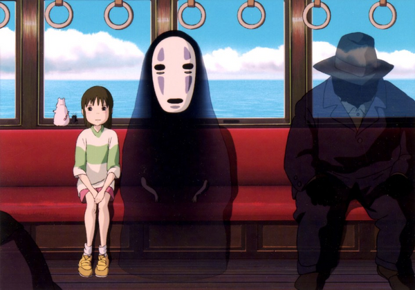 "Spirited Away: Go to the ""Soul Land"" to understand yourself -5"
