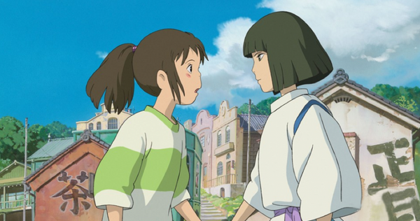 "Spirited Away: Go to the ""Soul Land"" to understand yourself -7"