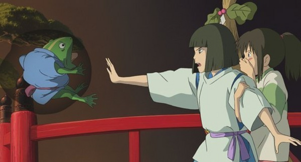 "Spirited Away: Go to the ""Soul Land"" to understand yourself -8"