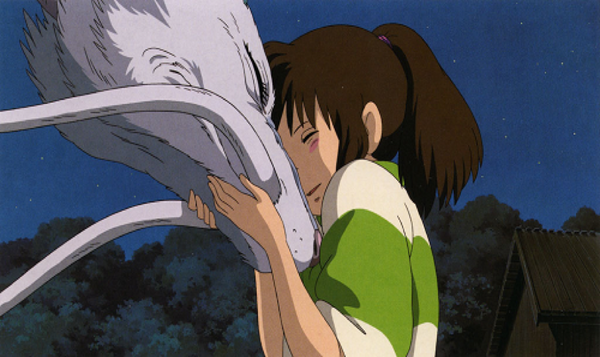 "Spirited Away: Go to the ""Soul Land"" to understand yourself -9"