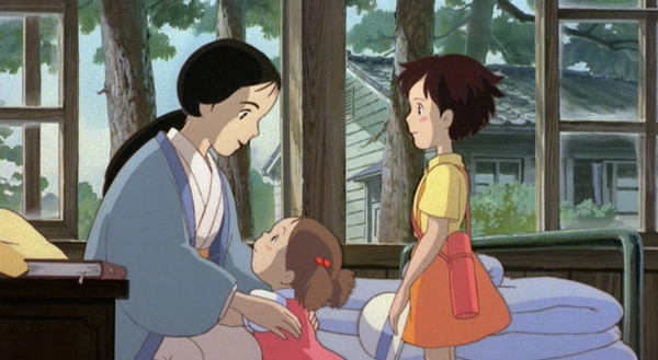 Mr. Kusakabe - The characters in the movie My neighbor Totoro