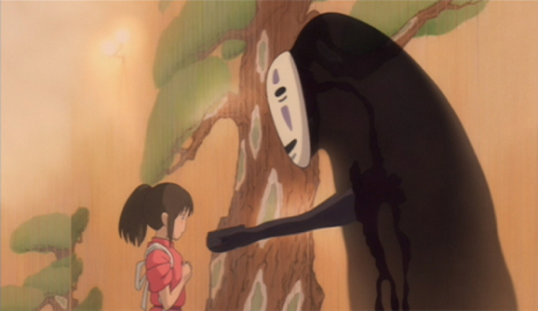 who is no face