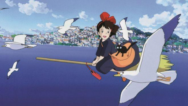 Top 5 Must See Studio Ghibli Movies - Kiki's Delivery Service