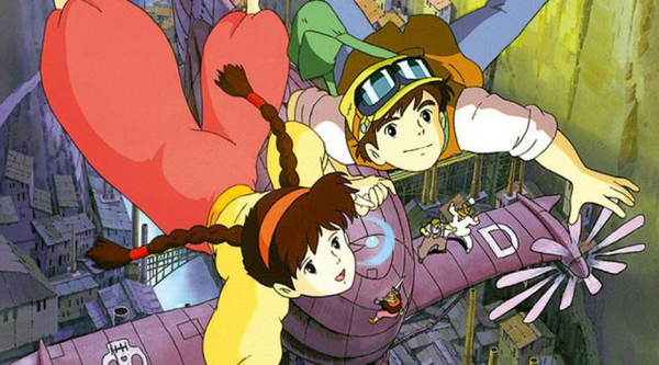 Castle In The Sky – 1986