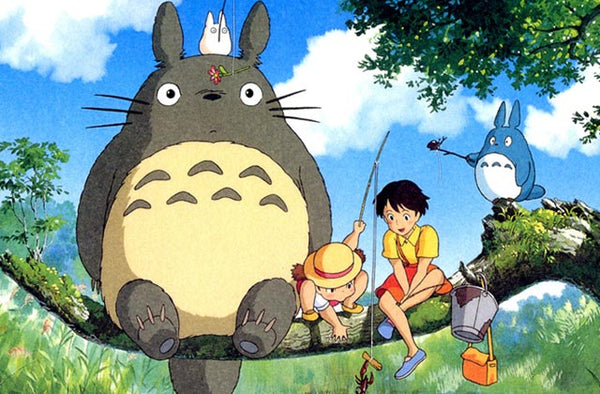 About the history of Studio Ghibli