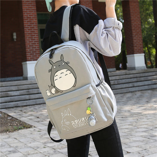 Totoro Backpack 3D 2018