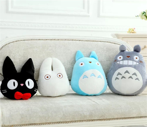 My Neighboor Totoro - Kiki's Delivery Service - Black Cat Jiji Plush Toys