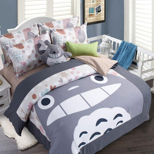 Totoro Bedding Sets Cute