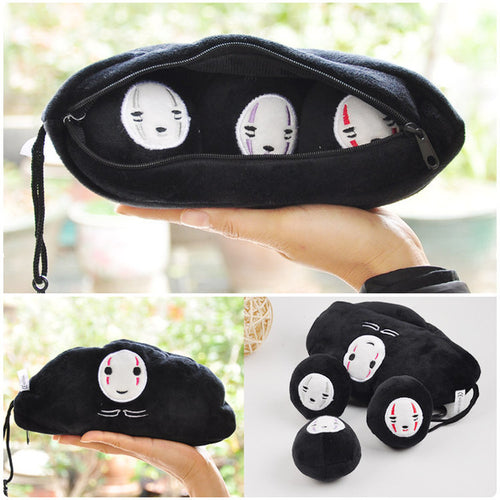 No Face Bag Doll