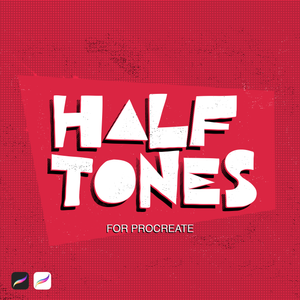HalfTones for Procreate